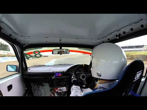 Last Session, Robert Marshall, BMW Compact Cup Practice 15/03/15