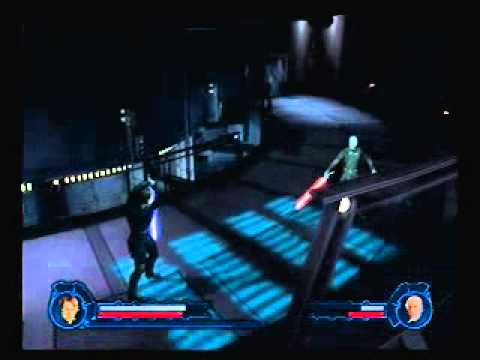 Star Wars Episode 3: Revenge Of The Sith PS2 Game - Level 4 - Anakin Skywalker Vs. Count Dooku