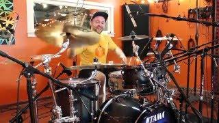 GOOD TIGER Alex Rudinger - Where Are The Birds (Drum play-through)