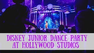 Disney Junior Dance Party at Hollywood Studios at Walt Disney World