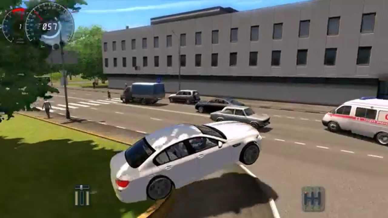 Unity симулятор вождения 3d movies