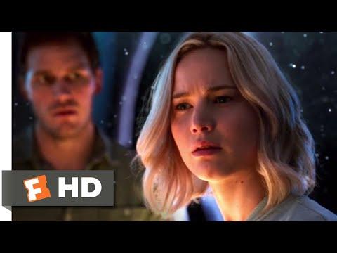 Passengers (2016) - Meeting Aurora Scene (2/10) | Movieclips