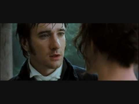 Pride and Prejudice - Darcy proposal