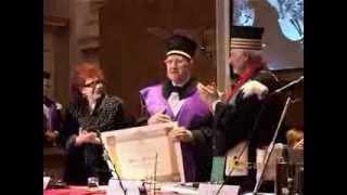 UniBo - Laurea honoris causa a Mstislav Rostropovich, 2006