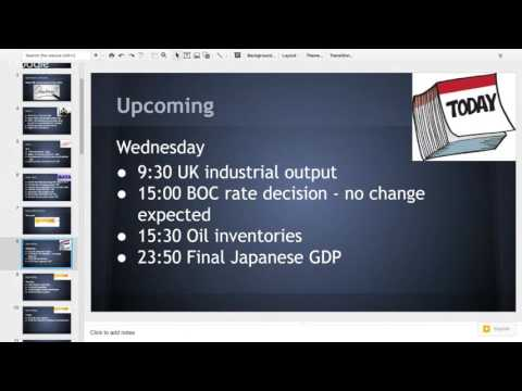Live Europe Market Open with Yohay Elam 12/07