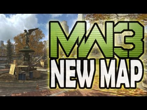 MW3 Map Pack #1: Liberation, Piazza, Park, Italy, Morningwood, Overwatch (Modern Warfare 3 New DLC)