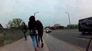 Kradzież z użyciem przemocy -fragment zatrzymania obywatelskiego- Wrocław Rynek
