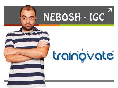 NEBOSH IGC Exam tips - Part 01