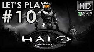 HALO CE ANNIVERSARY - Let's play (légendaire) épisode #10 [XOne] Le pro du lancé de grenade