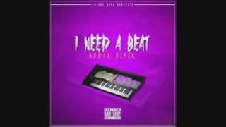 kodak black i need a beat slowed down