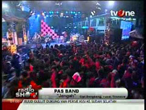 Pas Band - Kembali jengah radioshow tvone 2012 06 06 00 53 31 video