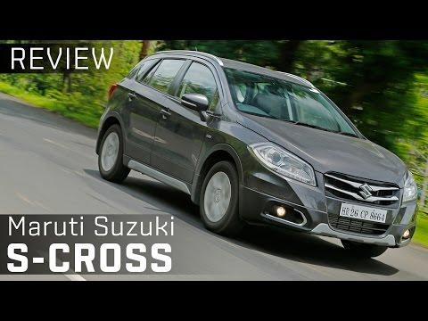 Maruti Suzuki S-Cross :: Video Review :: ZigWheels