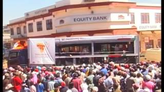 KBC EQUITY BANK WINGS TO FLY ROADSHOW