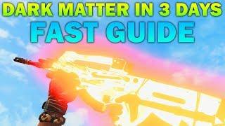 How To Get Dark Matter FAST Tutorial | Black Ops 4