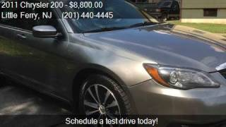 2011 Chrysler 200 S 4dr Sedan for sale in Little Ferry, NJ 0