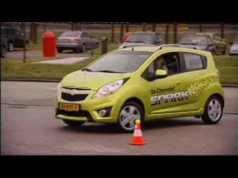 Chevrolet Spark in RTL Autowereld