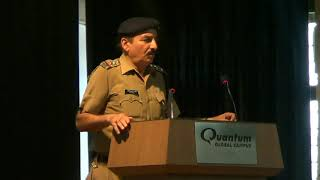 Cyber Crime, Cyber Security, Seminar- Quantum Global Campus