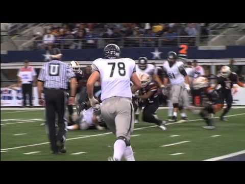 Cedar Park vs Lancaster 4A D2 Football Game Wrap