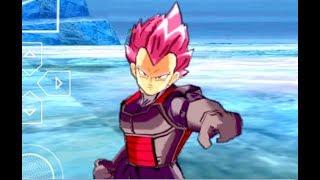 Dragon Ball Z TTT Mod # 11 - Android Gameplay HD