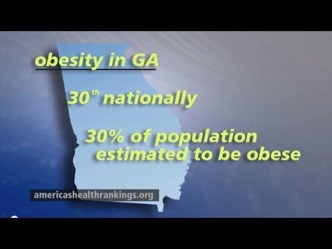 PHI Episode 39: Childhood Obesity & Georgia SHAPE