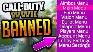 COD WW2 - 'MODDER BANNED' WATCH! (Xbox Modding)::
