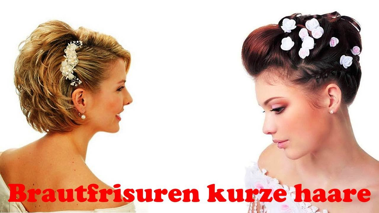kurzes haar hochzeit frisuren fotos. Black Bedroom Furniture Sets. Home Design Ideas