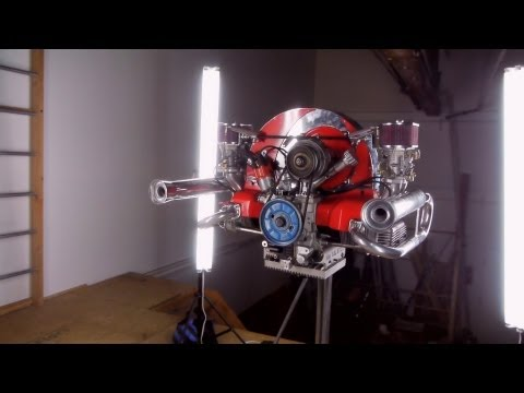 Project One - Baja Bug : Engine Rebuilt Part 2