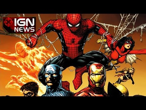 Could Spider-Man Join the Avengers in the MCU? - IGN News