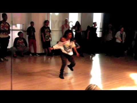 Madonna - Girl Gone Wild Choreography By: Dejan Tubic & Janelle Ginestra video