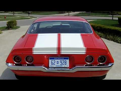 1970 Chevrolet Camaro SS 350 Classic Muscle Car for sale in MI Vanguard Motor Sales