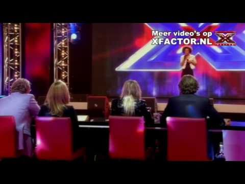 X FACTOR 2011 - aflevering 3 - auditie Rochelle
