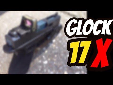 The New Glock 17X