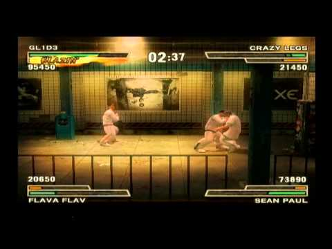 Def Jam Fight For Ny With Vendetta Soundtrack 5 video