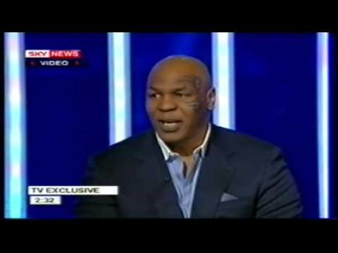 Mike Tyson vs Dermot Murnaghan 1/2