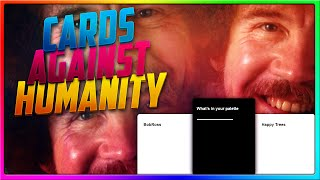 NobodyEpic's Interesting Conversation Request! (Cards Against Humanity Online with The Crew!)