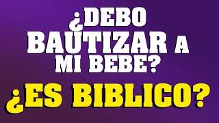 ¿Es correcto bautizar a los niños? - Católicos vs Testigos de Jehova