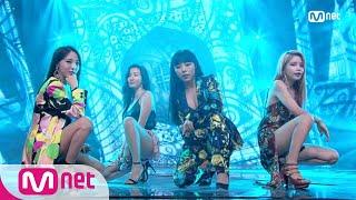 Mamamoo Egotistic Kpop Tv Show M Countdown 180802 Ep 581