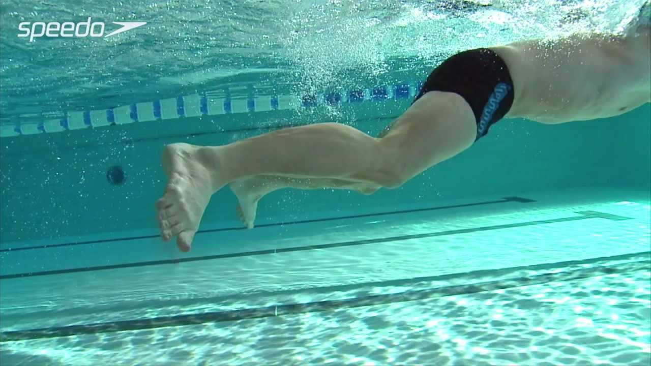 Kick Technique Swimming Swimming Technique | Kick