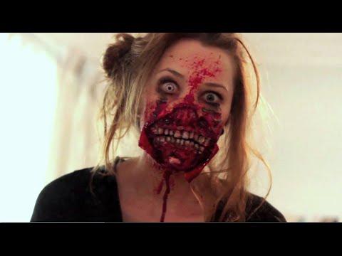 Terror - Hacer una mascara zombie real