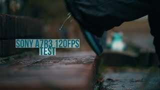 Sony A7R3 Cinematic 120FPS Slow_ Motion Test(Filmed By Chris Cheek)