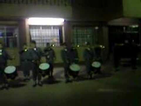 Banda de guerra oso de oro del penta mante tamaulipas