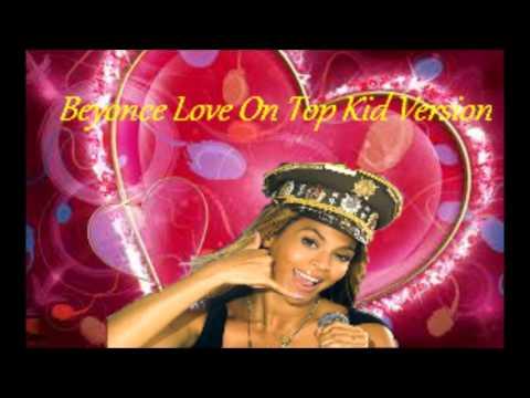Beyonce Love On Top (kid Version) video