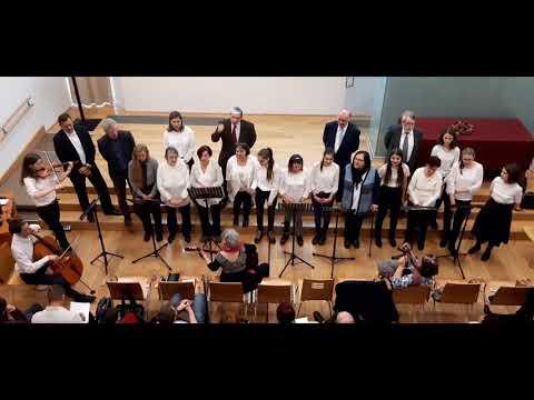 Hangadó Afáziás Együttes koncertje, Budakeszi OORI. 2020. január 24.