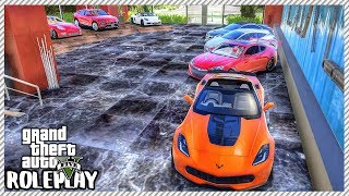GTA 5 Roleplay - Big Car Sale Day at my Car Dealership | RedlineRP #91