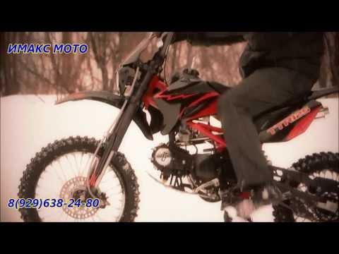 Irbis TTR 125 возвращение кроссового мотоцикла