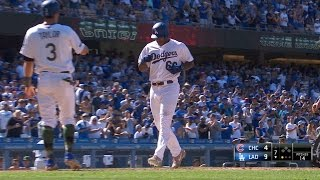5/28/17: Dodgers swat four homers in 9-4 victory