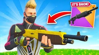 THE *OP* PUMP SHOTGUN IS BACK! (Unvaulted)