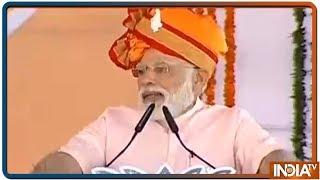 Lok Sabha Election 2019: PM Modi Addresses Rally In Maharashtra
