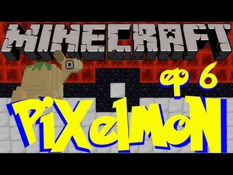 Pixelmon Ep. 06 - How To Make Pokeballs (Minecraft Pokemon Mod)