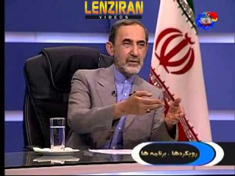 "Ali Akbar Velayati : Yaser Arafat said ""I know Akbar , he is my friend "" !"